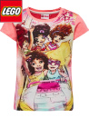 Lego Friends lila häst-t-shirt, Tallys