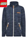 Lego Tec navy fleece vårjacka