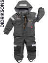 Didriksons Verwall coal black coverall