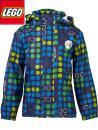 LegoWear regnjacka Jaron blå/grön barnkläder