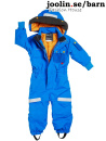 Didriksons Sutton Coverall bright blue