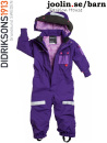 Didriksons Sutton Coverall Petunia
