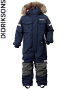 Didriksons Migisi navy overall