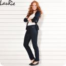 Emma Mirakelbyxa, jeans denimblå