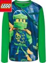 Lego Ninjago grön barntröja, lång ärm