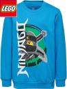 Lego Ninjago sweatshirt blå