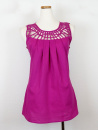 Top, fuchsia