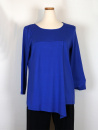Top, royal blue