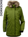 Didriksons Gina parkas, turtle green