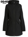 8848 Ayla woman black jacket