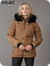 8848 Joline W jacket bronze