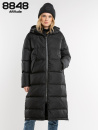 8848 Altitude Biella w coat black