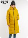 8848 Altitude Biella w coat mustard