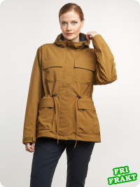 8848 Cicely W jacket, butternut