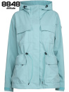 8848 Cicely W jacket, aqua