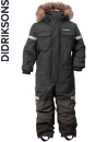 Didriksons Migisi black overall