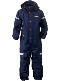 Didriksons Tjaste coverall navy