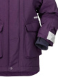 Didriksons Kure berry purple parka
