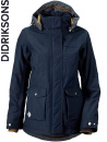 Didriksons Patch navy/marin h�stjacka