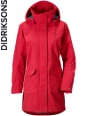 Didriksons Beat flag red parka