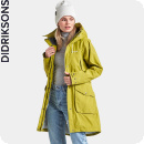 Didriksons Thelma, seagrass green