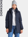 Didriksons Tanja, dark night blue, parka