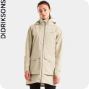 Didriksons Elvira, light beige