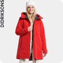 Didriksons Helle, pomme red parka