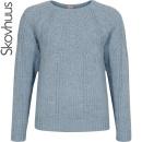 Ljuvlig tröja från Skovhuus, ljusblå