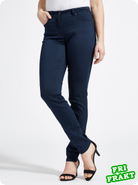 LauRie-jeans Laura slim, haley marin denim