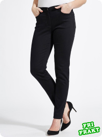 LauRie-jeans Laura slim, haley black