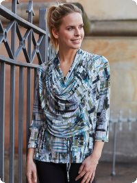 WearHouse-blus, multi