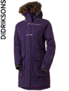 Didriksons Taylor night purple