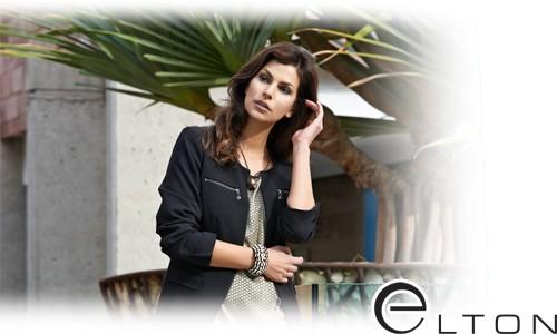 994a08f872a1 Elton designar damkläder för kvinnan som är modemedveten. Huvudkontoret  ligger i Herning, Danmark - men inspirationen till kläderna hämtar  designerna från ...